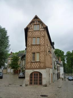 Maison typique du coin