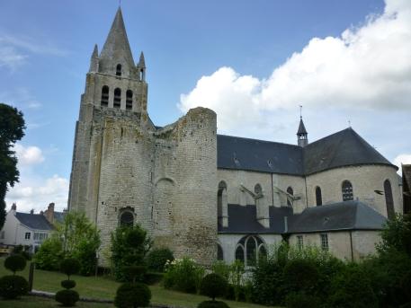 Eglise de Meung-sur-Loire