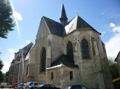 Eglise de Saint Dyé