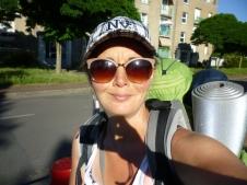 On the road again ;) Merci Claire et Nico pour les lunettes! Elles ne me quittent plus