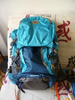 Mon nouveau backpack