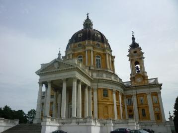la Basilica de Superga