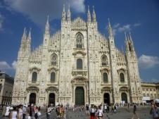 Le duomo de Milan