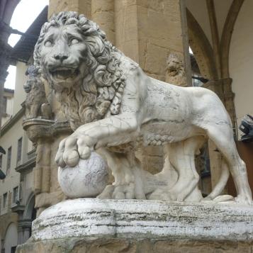 Le lion Marzocco