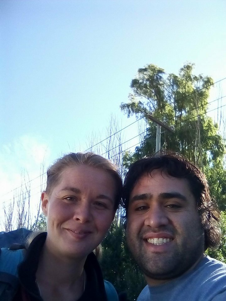 Avec Rodri