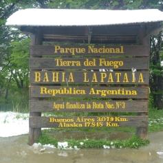 Parc national Tierra del Fuego, parc le plus austral