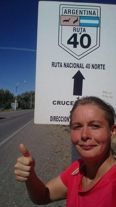 stop ruta 40